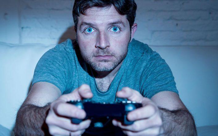 ติดเกมส์มากไปอาจทำลายสุขภาพได้โดยไม่รู้ตัว