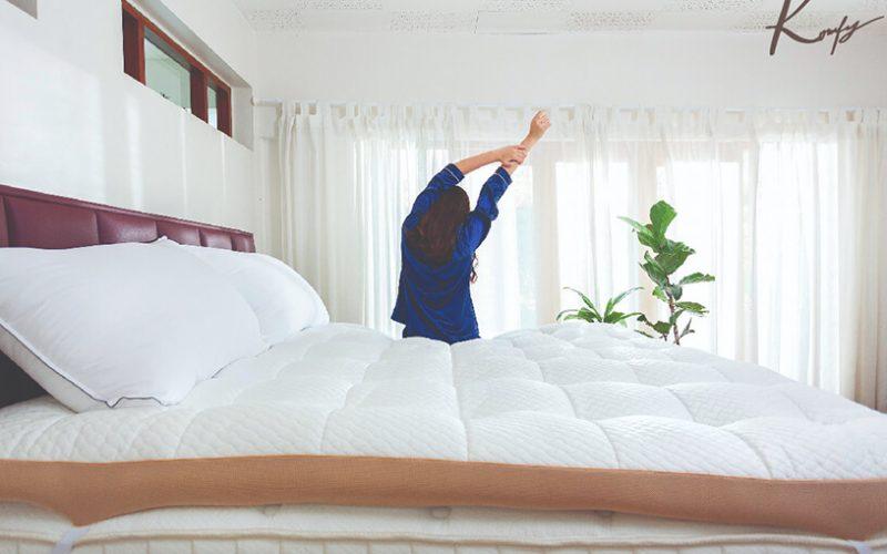 Topper ยางพารา เบาะรองนอนเพื่อสุขภาพอย่างแท้จริง